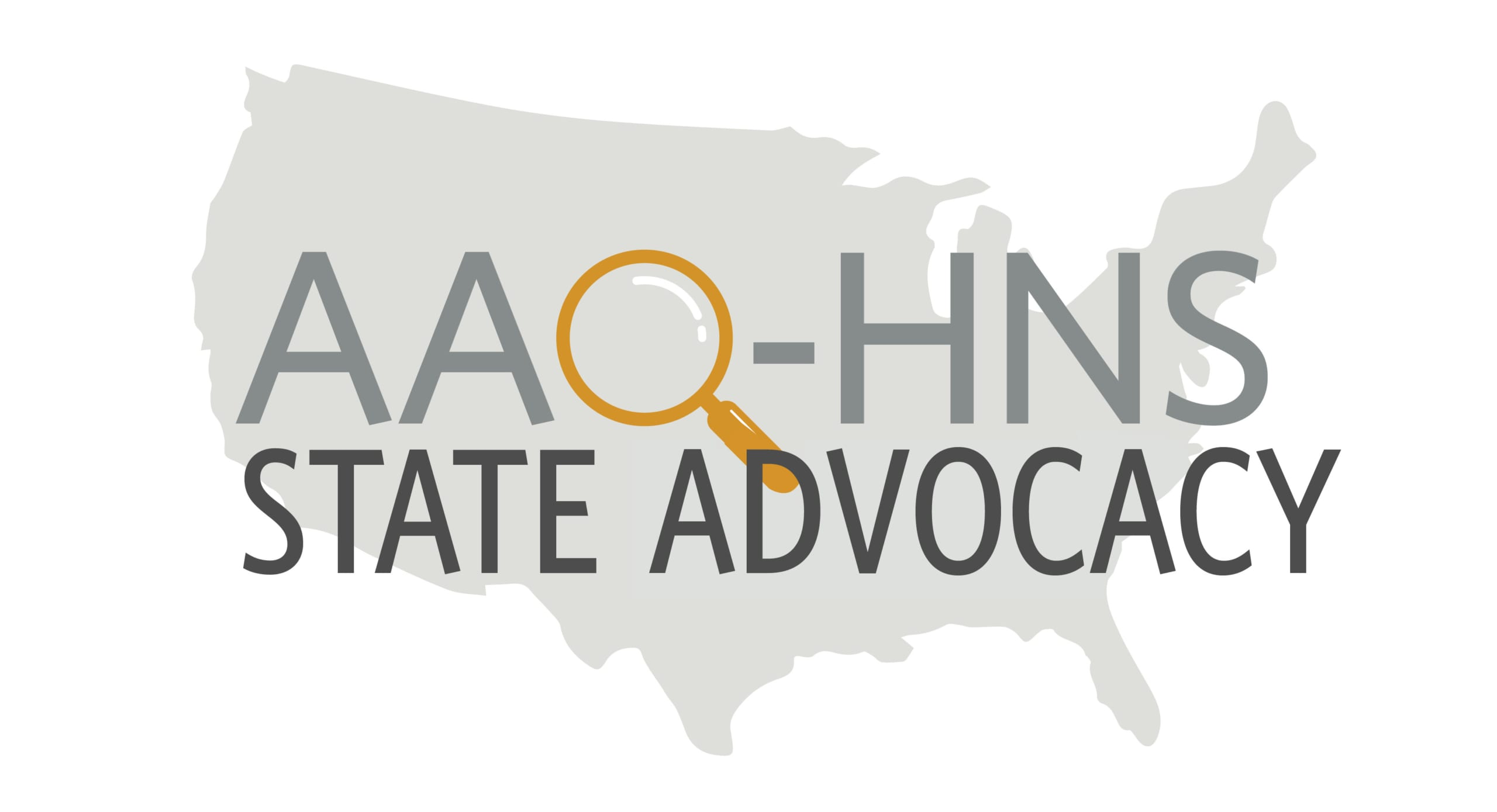 AAO-HNS State Advocacy Logo