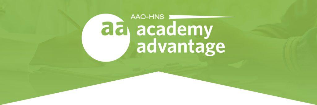Academy Advantage Banner